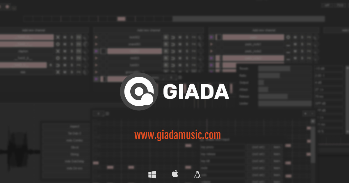 Giada - Your Hardcore Loop Machine